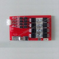 4S 12V 40A Lithium Iron Phosphate Battery Charge Discharge Protection Board Overcharge Protection Discharge Protection