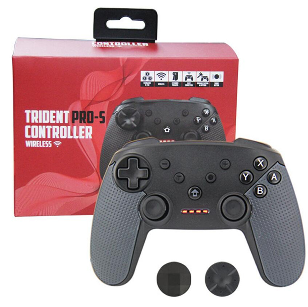 Wireless Game Pad Joystick Game Controller For Switch For Nintendo Switch Pro Bluetooth Gaming Gamepad Dual