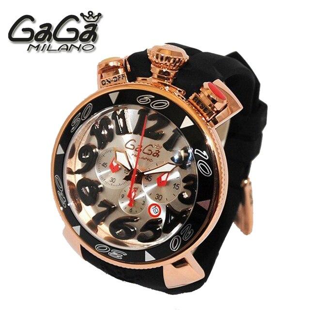 c8eaa419ab1 O novo relógio Gaga Italiano