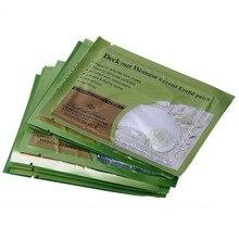 10 Pair Anti-Wrinkle Dark Circle Gel Collagen Under Eye Patches Pad Mask Bag