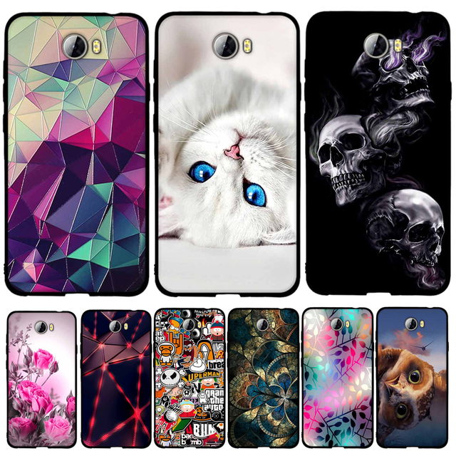 Case For Huawei Y5 II Y5 2 case Cover Silicone TPU Funda for Huawei Honor 5A LYO-L21 Phone Case for Huawei Y5ii Y5 2 Y52 Cover