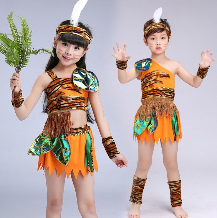 Aliexpresscom  Buy Girls Boys Halloween Holiday African -6213