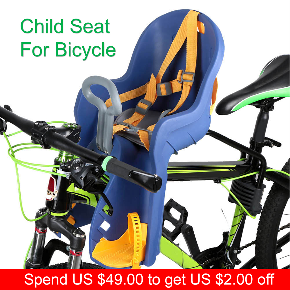 Baby Seat For Bicycle Bike Kids Children Front Baby Seat Child Seat For Bicycle Cycling Carrier
