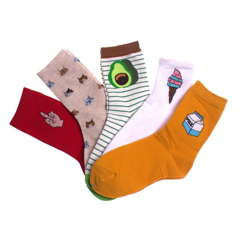 5 Styles Women Sockss