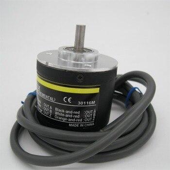 Envío Gratis E6C2-CWZ1X 600, 1000, 1024, 1500, 2000 P/R codificador para Omron/incremental encoder/rotary codificador óptico