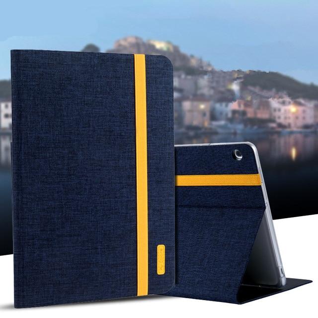 Smart Sleep чехол для huawei MediaPad M3 Lite 10cloth Крышка корпуса из искусственной кожи Подставка планшет защищает Funda сумка для huawei M3 10,1''