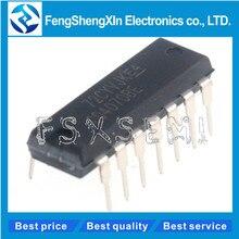 10 unids/lote CD4070BE CD4070BD CD4070 DIP 14 CMOS Quad o exclusivo y exclusiva ni puerta IC