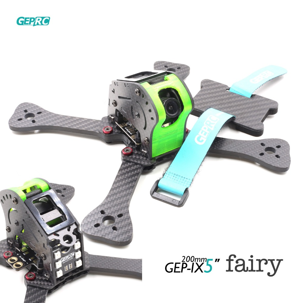 цена на GEPRC DIY FPV mini drone GEP-IX5 Fairy 200mm 5