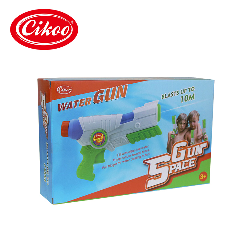 CIKOO child Baby Bath Toys for Children Kids Swimming Pool Bathroom Beach water gun toy far range outdoors