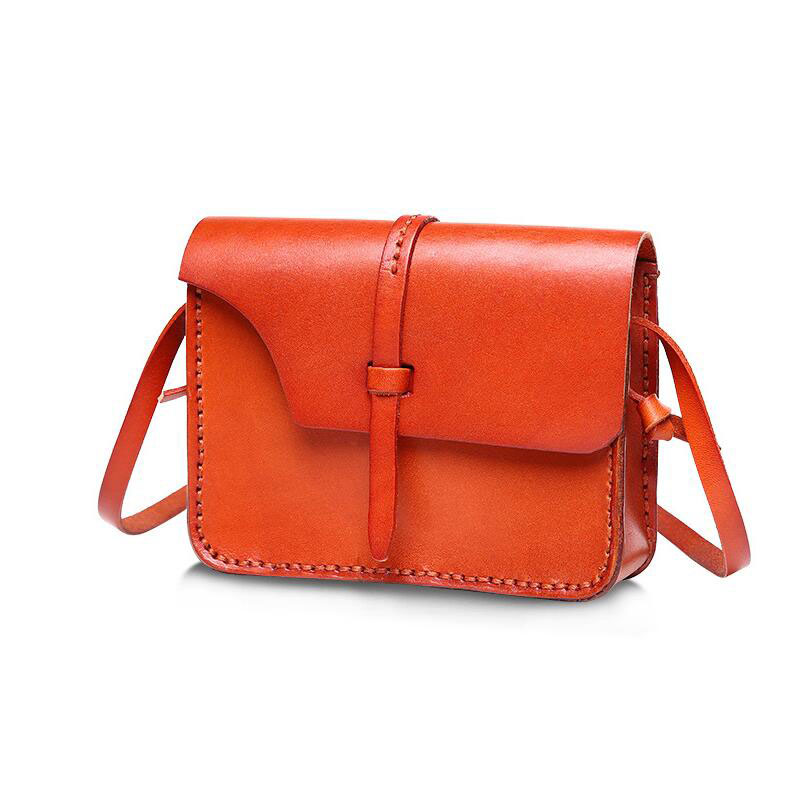 vintage genuine leather handbags for women messenger bags vintage shoulder bag women small bags