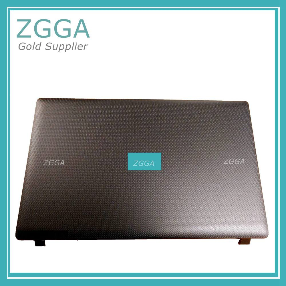 Genuine Top Case NEW For Acer Aspire Back Cover AS5742 AS5736 AS5552 15.6 Laptop LCD Rear Lid AP0FO000113 Original Seller genuine laptop lcd rear lid for acer aspire v nitro vn7 792 vn7 792g top case back chassis cover new shell black 60 g6rn1 005