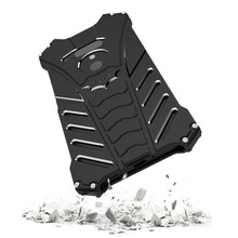 R-JUST For HTC U12 plus Heavy Dust Metal Armor Anodized Aluminum Case for HTC U11 / U11 plus Fundas Coque Housing Cover