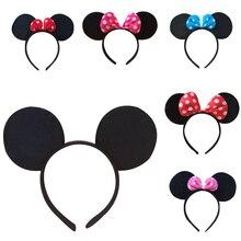 Minnie Ears Baby Bandana