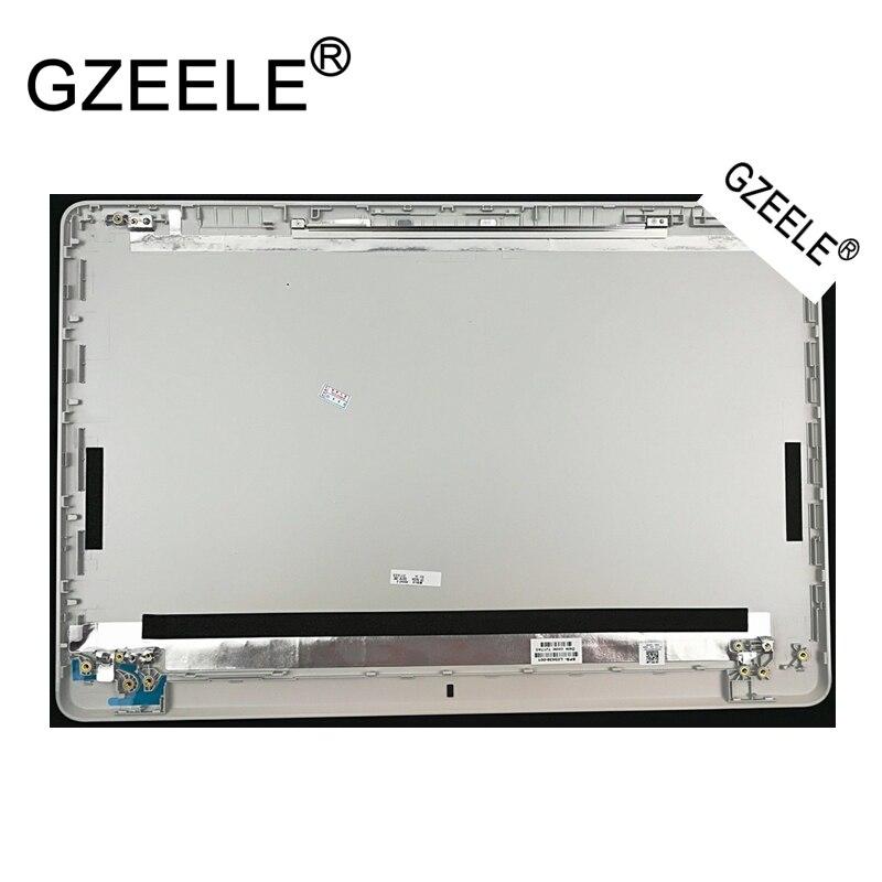 GZEELE new for HP 15Q-BU 15-BS 15-BW LCD Back Cover 7J17A0 L03439-001 AP2040001B1 924892-001 silver оборудование для мониторинга ideas 001 15