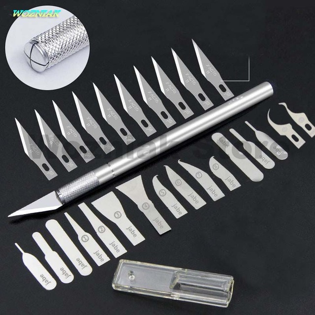 Wozniak Ban Đầu cường lực IC Chip BGA Bo mạch chủ Cứng PCB bảng Mạch Sửa Chữa dao Cong Lưỡi dao mỏng cho iPhone Samsung