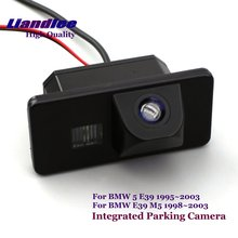 Liandlee For BMW 5 M5 E39 1995~2003 Car Rearview Reverse Camera Rear View Backup Parking / SONY CCD HD Integrated