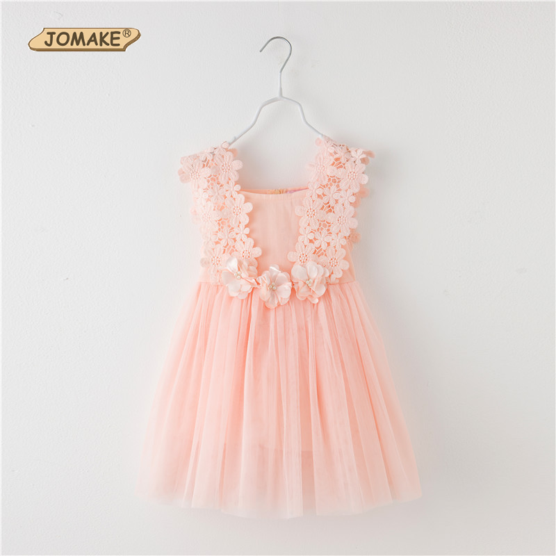 New Summer Style Baby Girls Party Lace Tulle Flower Gown Fancy Dress Sundress Girls Dress Wedding Kids Dresses For Girls Clothes flower girl dresses for kids new girls summer full dress for party and wedding teenagers sundress fancy clothes princess costume