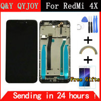 AAA For Xiaomi Redmi 4X LCD Display With Frame Screen Touch Panel For Redmi 4X LCD