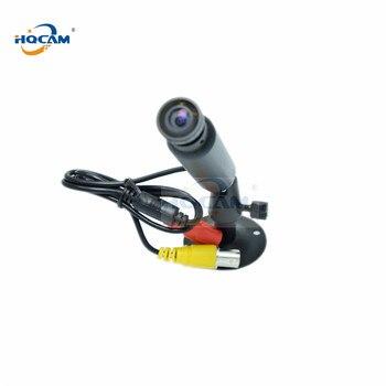 HQCAM Mini Bullet Camera EFFIO-E 700TVL 2.1mm wide Angle lens Mini CAMERA Security CCTV Camera 960H Small Wired Bullet Camera цена 2017