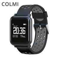 COLMI Smart Watch S9 2 5D OLED Screen Gorilla Glass Blood Pressure Blood Oxygen BRIM IP68