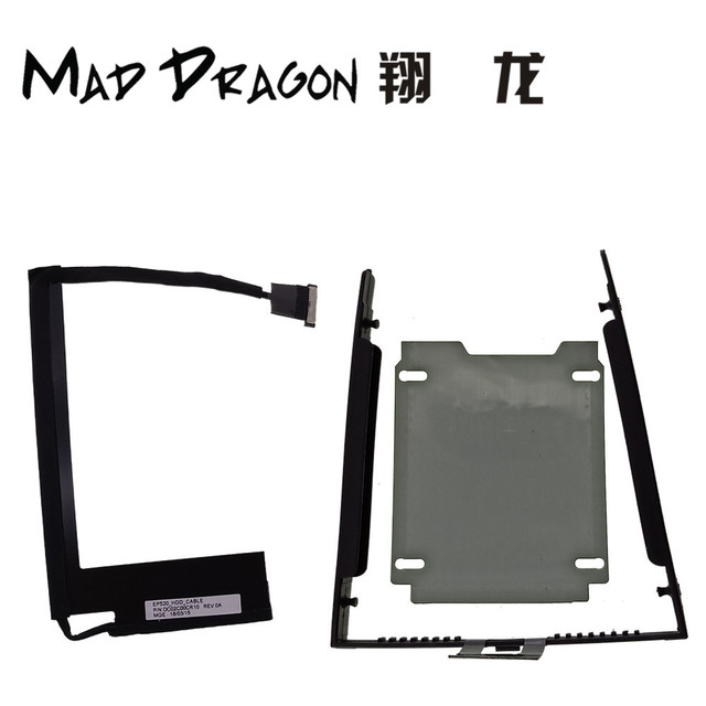 US $5 0 |MAD DRAGON new Brand SATA HDD hard drive cable connector bracket  sticker For Lenovo Thinkpad P52 Mobile Workstation DC02C00CR00-in Computer
