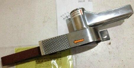 Pneumatic belt machine Taiwan Jing Yu Combest Kang speed CY-3921 10mm*330mm belt sander jo kang