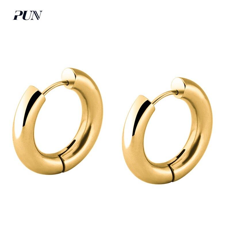 Iron Loop Earrings