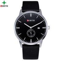 Multifunction Men Sport Watch LED Digital Wristwatch Male Waterproof Genuine Leather 2016 Fashion Casual Quartz Men