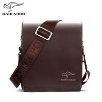 f0639ad397a8a ... Rahat Küçük askılı çanta Iş seyahat omuz. Teklifi Göster. Badenroo  Brand Men S Messenger Bag Luxury Handbags Kangaroo Male Bags Designer  Leather ...