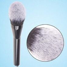 Hot! Wooden Handle Super Soft Brush Makeup Cosmetic Highlighter Bronzer Blush Brush