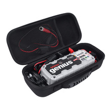 2019 Newest Carrying Bag Case for NOCO Genius G7200 12V/24V 7.2A UltraSafe Smart Battery Charger Portable Protection Box Cover