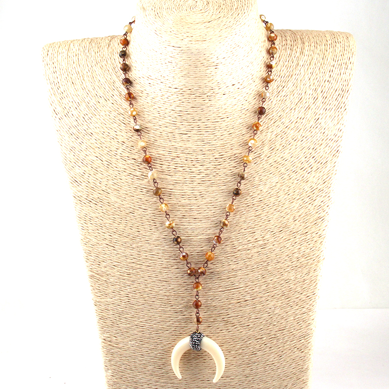 Rosary Necklace Mens