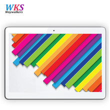 Free shipping waywalkers 9.6 inch tablet pc 4G LTE Android 5.1 otca core 4GB RAM 64GB ROM Octa core tablets computer MT6592