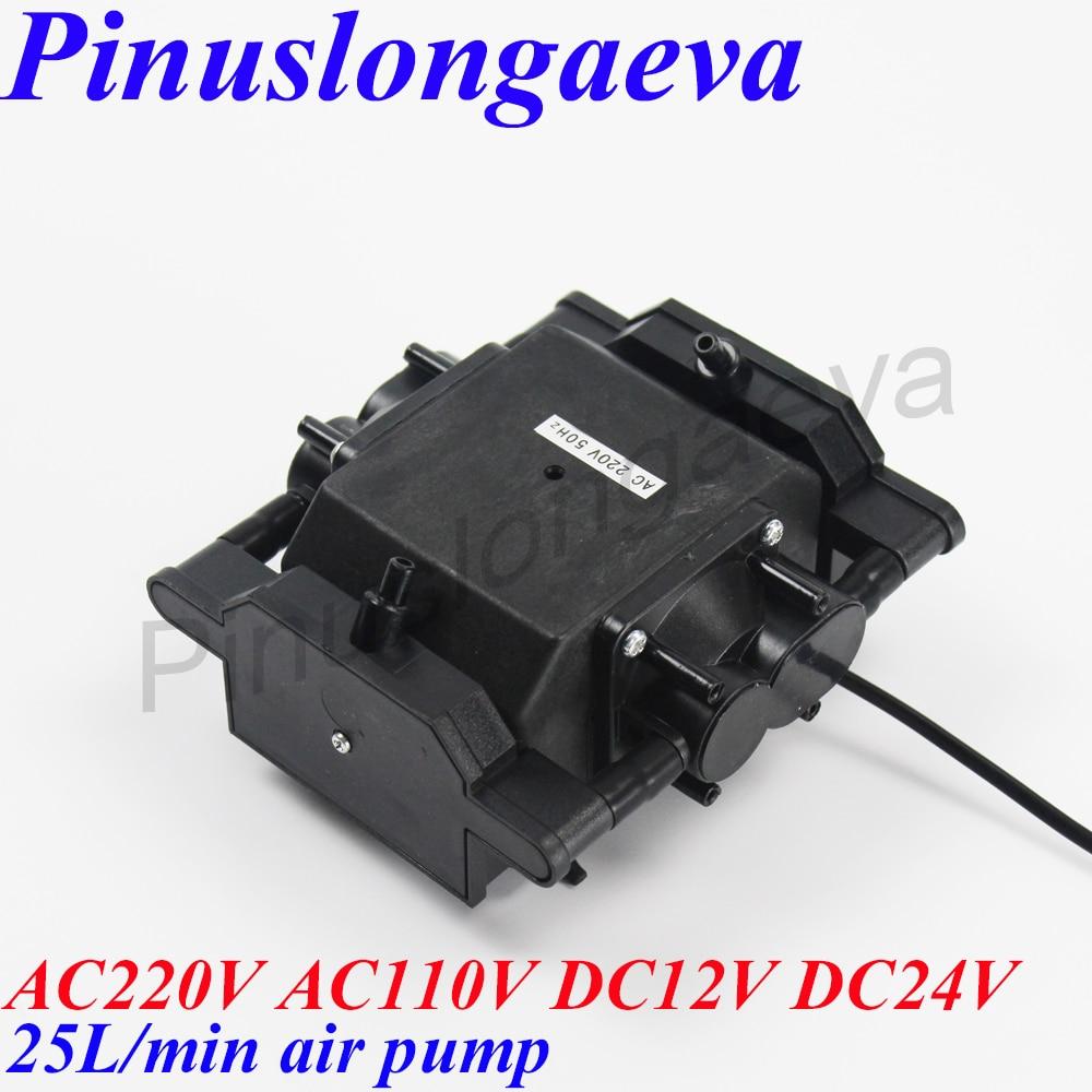 Pinuslongaeva 4 8 15 20 25L / min Muncung gas tunggal ozon pam udara - Perkakas rumah - Foto 5