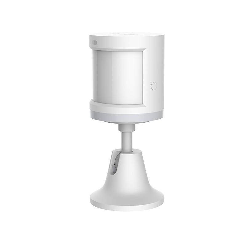 Image 3 - 100% Original Aqara Smart Human Body Sensor ZigBee Wireless Connection Built In Light Intensity Sensors Work Mihome APP Contralconnectconnected light  -