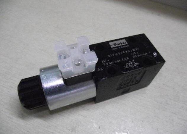 [ZOB] Brand new original Parker D1VW020BNJW91 valve Parker solenoid valve spot