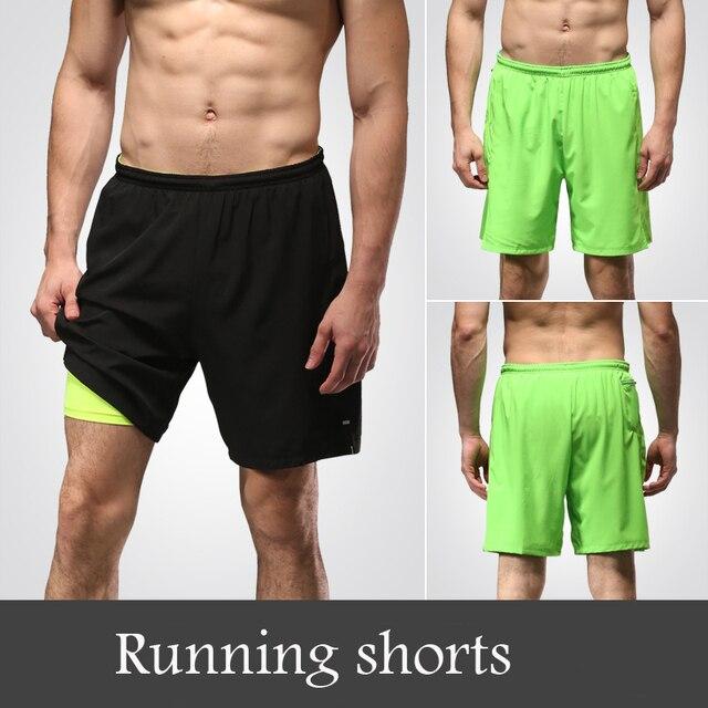 386c1aaba03b € 23.55  Ligera de los hombres Pantalones Cortos Para Correr fitness  workout GYM Shorts con malla transpirable boxer con bolsillo interior en ...