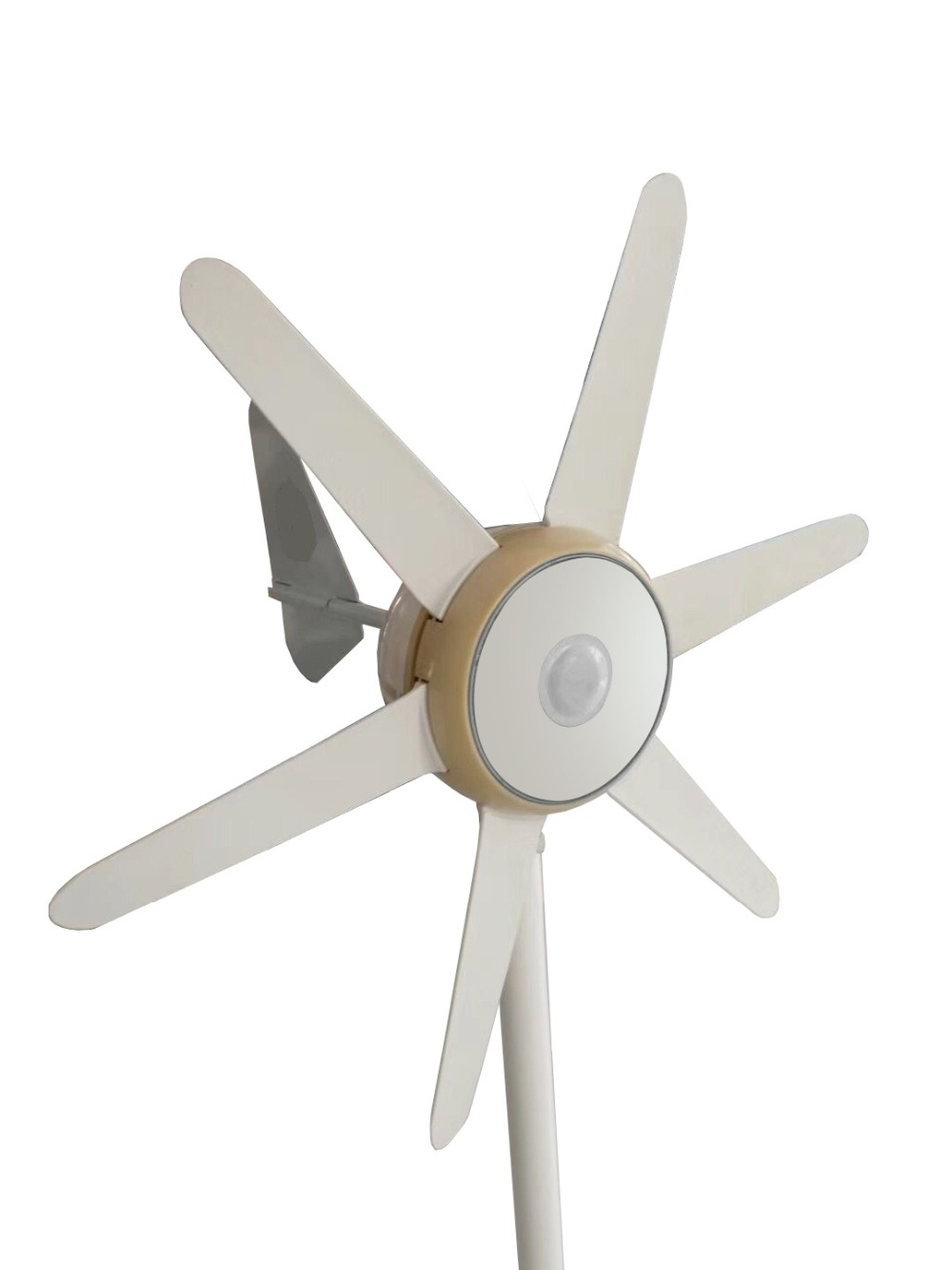 M 300 6 blades 150W Power DC 12V 24V Wind Energy Turbine Generator winder driven for
