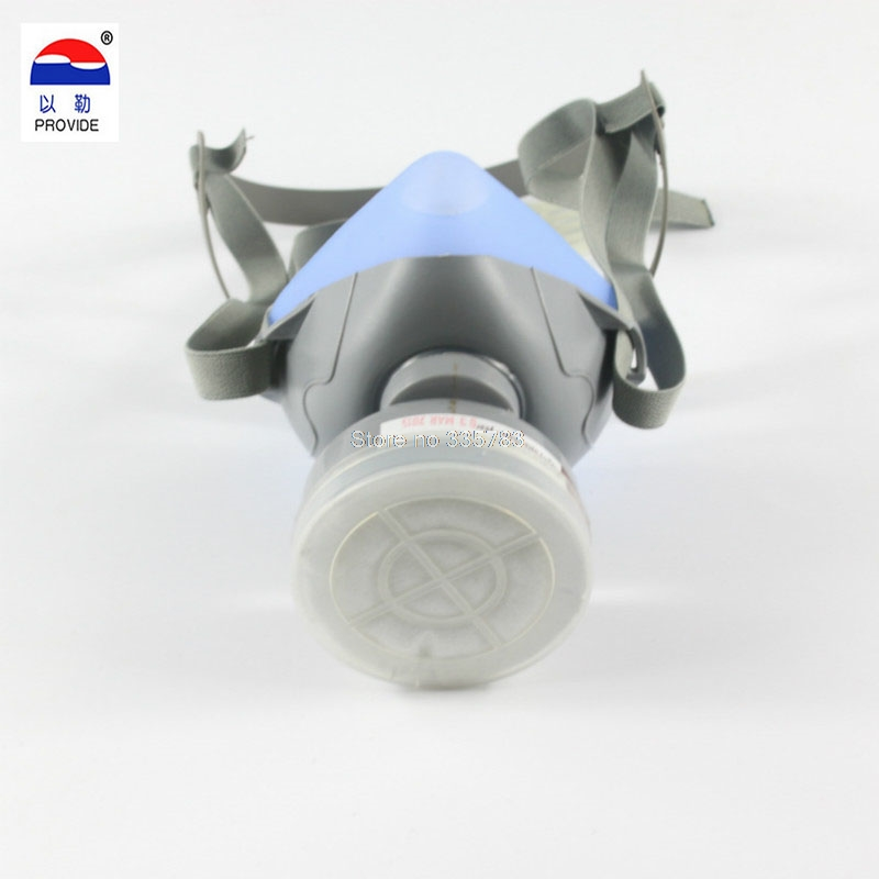 PROVIDE new silicone gas mask pesticides gas safety mask for chemicals boxe gas mask respirator op7 6av3 607 1jc20 0ax1 button mask