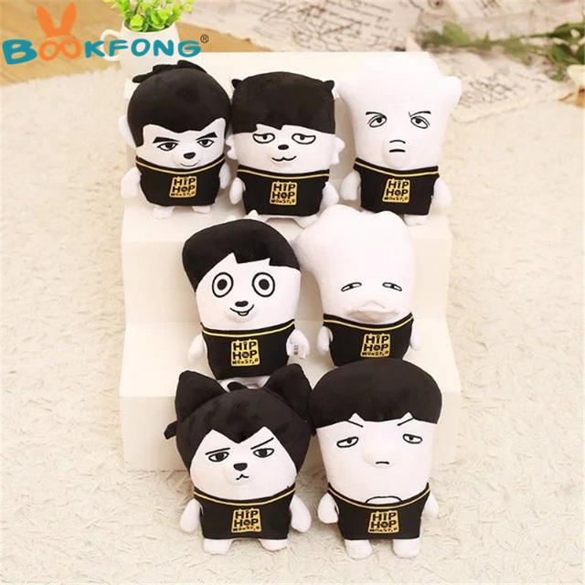 NEW BTS Soft Plush Dolls (23 CM)