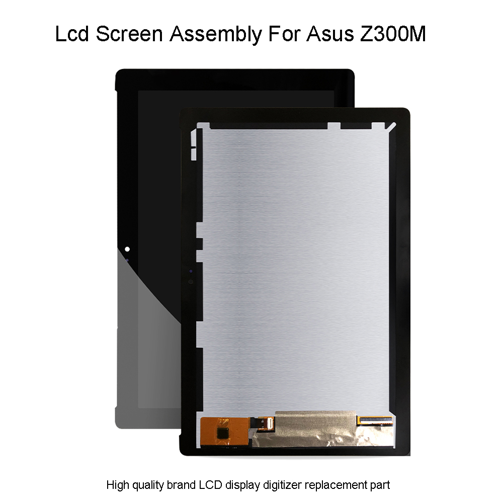 Écran tactile de qualité pour ASUS ZenPad 10 Z300M écran tactile numériseur assemblée écran LCD pour ASUS ZenPad 10 Z300M P00C LCD