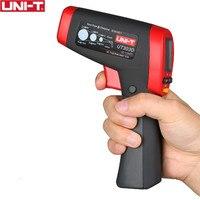 UNI T UT303D ЖК дисплей инфракрасный термометр измерения температуры пистолет Тесты er на расстоянии переносной бесконтактные быстро Тесты темп