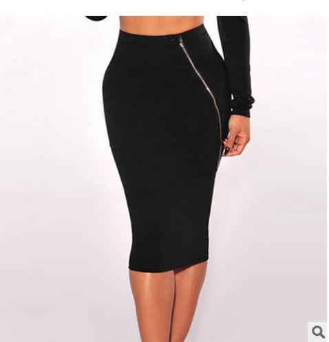 Popular Black Stretch Skirt-Buy Cheap Black Stretch Skirt lots ...