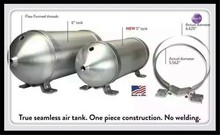 SHEEIN 3 Gallonen Eisen Nahtlose druckluftzylinder druckluftzylinder tank pneumatische luftfederung system tunning fahrzeugteile