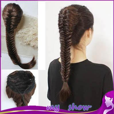 Cool Braided Ponytail Styles Promotion Shop For Promotional Braided Short Hairstyles For Black Women Fulllsitofus
