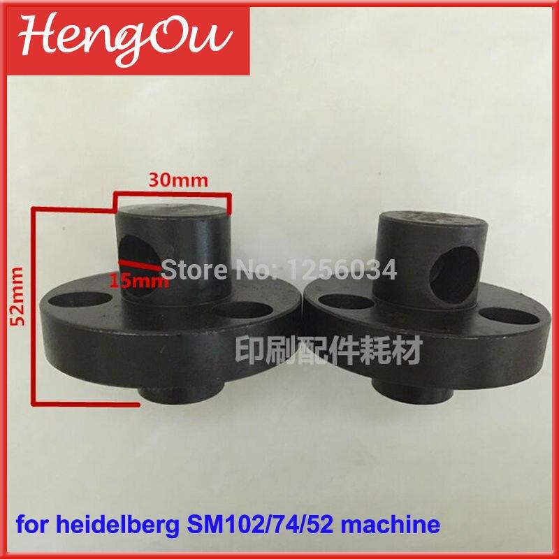 1 piece free shipping gear for heidelberg machine, heidelberg SM102 water roller head 1 piece water sensor for heidelberg sm102 cd102 machine