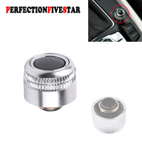 8T0919070A MMI Multi Media Volume Control Rotary Knob Cover Chrome For Audi A4 B8 A5 Q5 2009 2010 2011 2012 2015 8T0 919 070 A