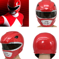 XCOSER Power Rangers Helmet Hollywood Movie Cosplay Mask Adult Costume Props For Carnival Show