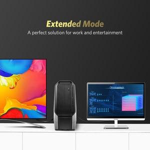 Image 5 - Ugreen DVI كابل تجهيز مرئي 1080P DVI I 24 + 5 DVI I ذكر إلى VGA ذكر وصلة مزدوجة محول محول ل شاشة لاب توب كابل DVI إلى VGA