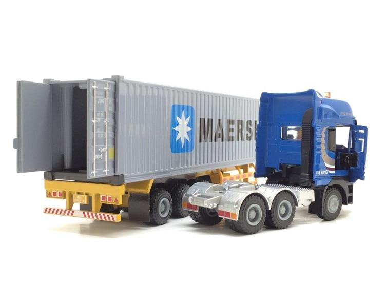 1:50 JingBang тент платформа транспортный контейнер с MAERSK